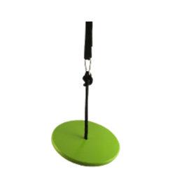 green tree swing for kids