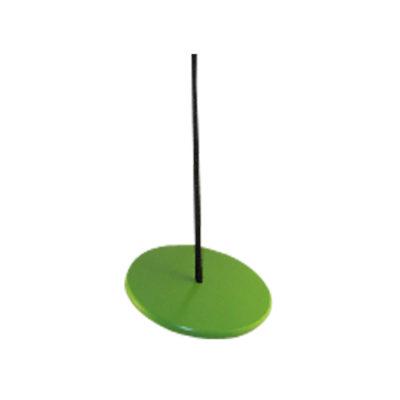 green kids tree swing - round