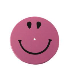 tree swing seat - purple smiley face