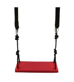 kids red tree swing kit