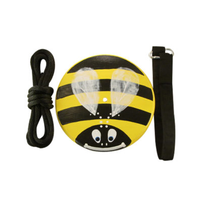 bumble bee tree swing for kids