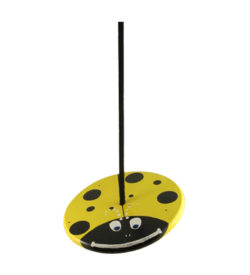 lady bug tree swing for kids