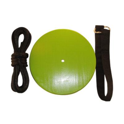 green tree swing kit for kids