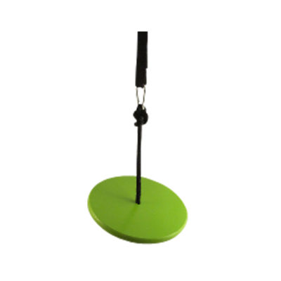 green tree swing for kids
