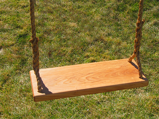 Cherry Kids Tree Swing