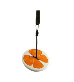 tree swing for children - orange butterfly kit