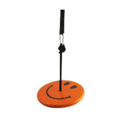 Kids tree swing - orange smiley kit