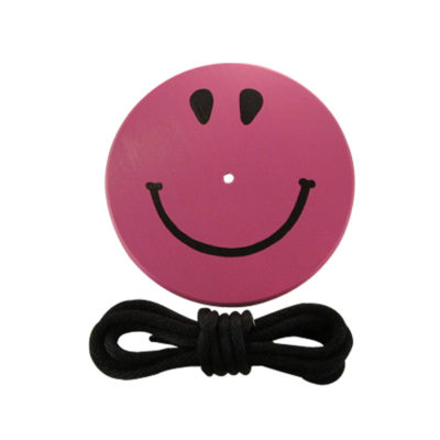 kids smiley face swing for trees