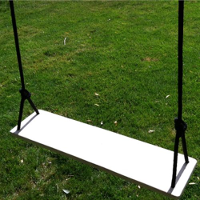 Double seat tree swings for adults