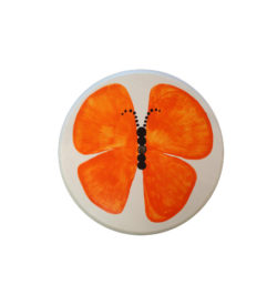 Orange Butterfly kids tree swing seat