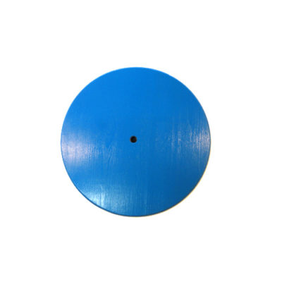 Solid Blue Wood Disc Swing (SEAT ONLY)