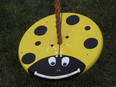 lady bug swing