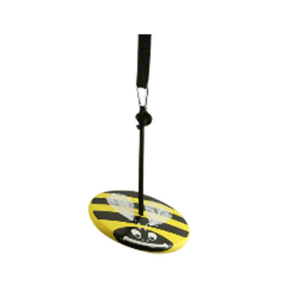 kids bumble bee tree swing