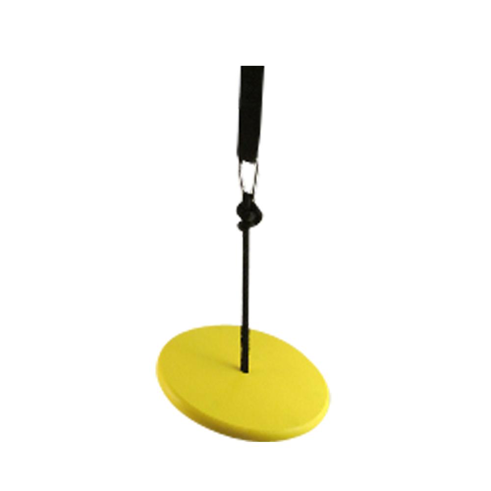 yellow tree swing kit for kids